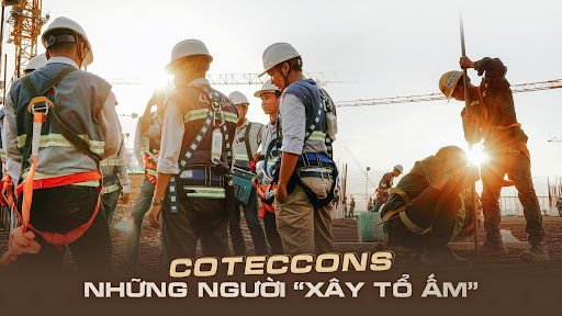 Lương kỹ sư Coteccons và cơ hội việc làm tại Coteccons dành cho Kỹ sư mới ra trường